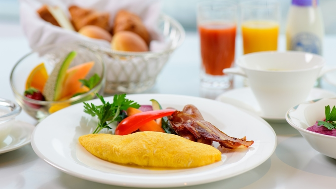 1泊ご朝食付プランーゆったり味わうー道産食材が楽しめる朝ごはん付