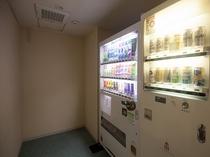各客室フロア(4階~10階)には自動販売機コーナーを設けております
