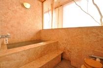 特別室一例 大理石風呂「飛鳥」