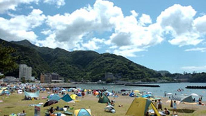◆夏休みは伊豆【3大海幸】制覇◆ 伊勢エビ・アワビ・金目鯛(きんめだい)・牛しゃぶ付き