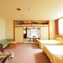 【客室】和洋室 一例