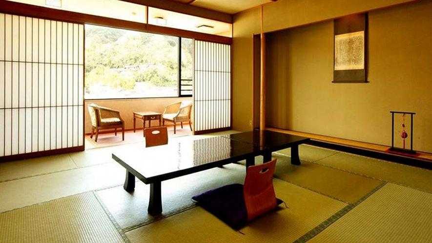【客室】10畳和室(一例)
