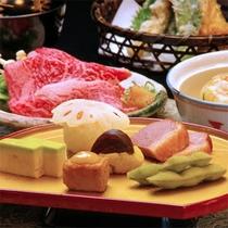 その季節ごとの食材を一番美味しい食べ方で!
