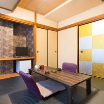 和室6畳バス・トイレ付き(ユニットバス)一例
