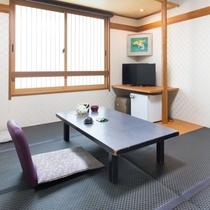 和室8畳バス・トイレ付き(ユニットバス)一例