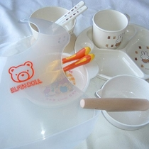 赤ちゃん用の食器