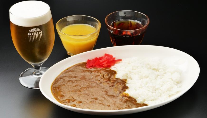 月~土曜日限定 夕食 無料サービス ホテルオリジナル薬膳カレー イメージ