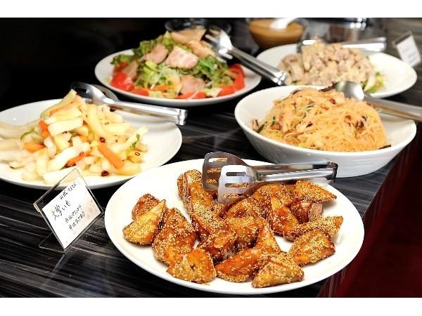 四川料理『山城』ランチバイキング