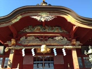 御岳神社(青梅市)