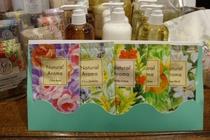 aroma入浴剤
