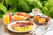 ピカケテラス 朝食 一例