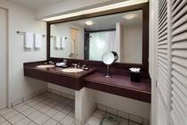 タワー ラグジュアリールーム バスルーム 一例