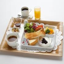 朝食(モーニングセット)6:30~10:00