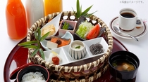 朝食(和食膳)6:30~9:00