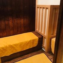 大浴場内サウナ(定員3名様)