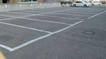 ◆ホテル裏側駐車場