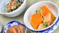 ◆選べる朝食/「和食」手作りおかず。