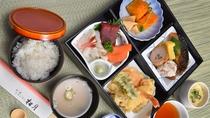 ◆レストラン松月/松月定食(竹)※夕食のみ