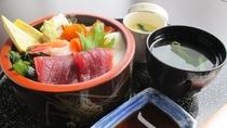 ◆レストラン松月/生ちらし※ランチ・夕食
