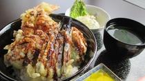 ◆レストラン松月/天丼※ランチ・夕食