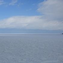 【風景】一面の流氷