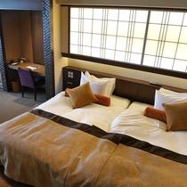 【客室】オホーツク倶楽部・露天風呂付スイートの一例