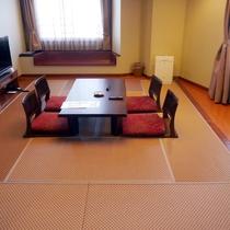【客室】コーナーグループルームの一例