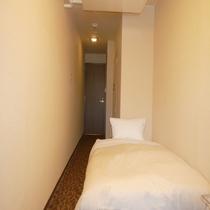 【客室】シングルルームの一例