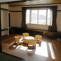 【客室】別館リビングルーム付特別室