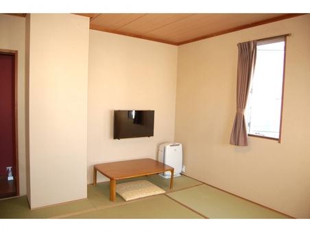 ■ 和室8畳 ■ のんびりプラン ■ 換気エアコン新導入