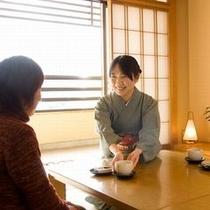 【部屋】ようこそ、本陣平野屋へ〜客室係りがおもてなし〜