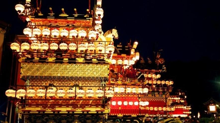 ■高山祭■ ~夜祭~