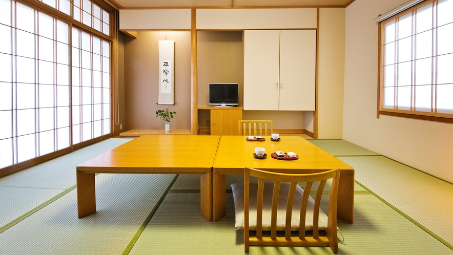 【町側10畳-禁煙和室】お値打ち客室