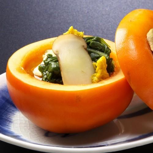 ■旬の飛騨野菜と飛騨牛会席〜秋〜■旬菜