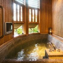■半露天付-翠の間-■お風呂