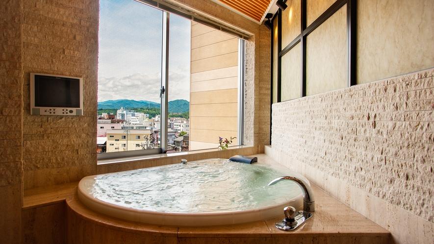 ■Jrスイート-輝の間-■お風呂