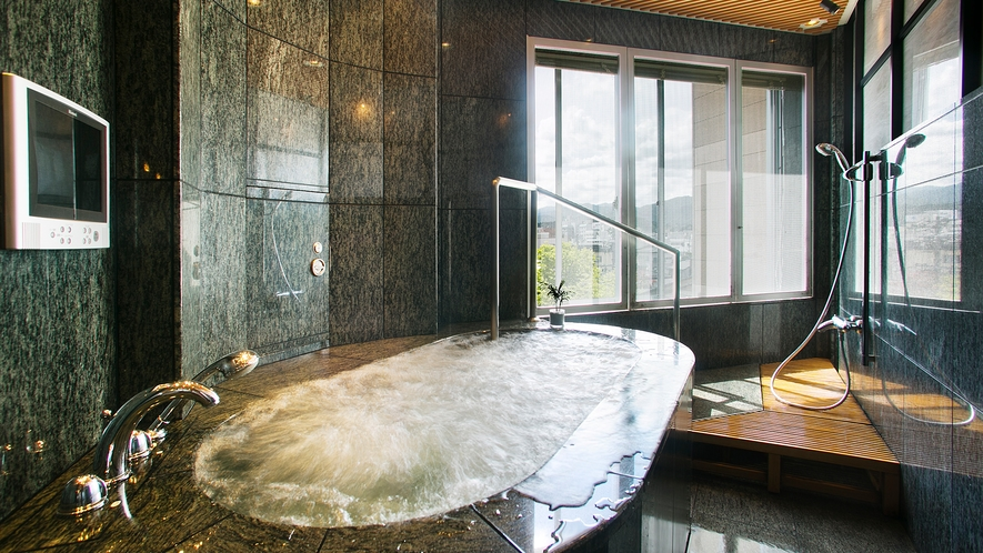 ■Jrスイート-光の間-■お風呂