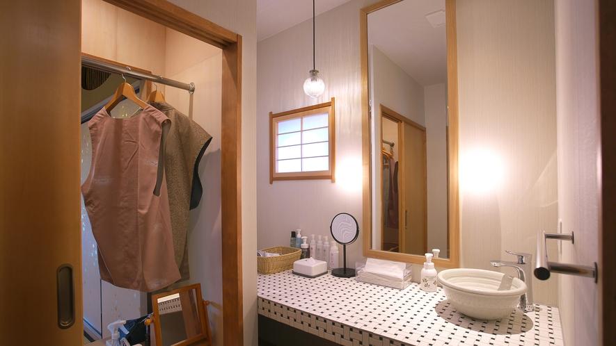 <2021年8月リニューアル>【半露天風呂付客室‐翠の間】