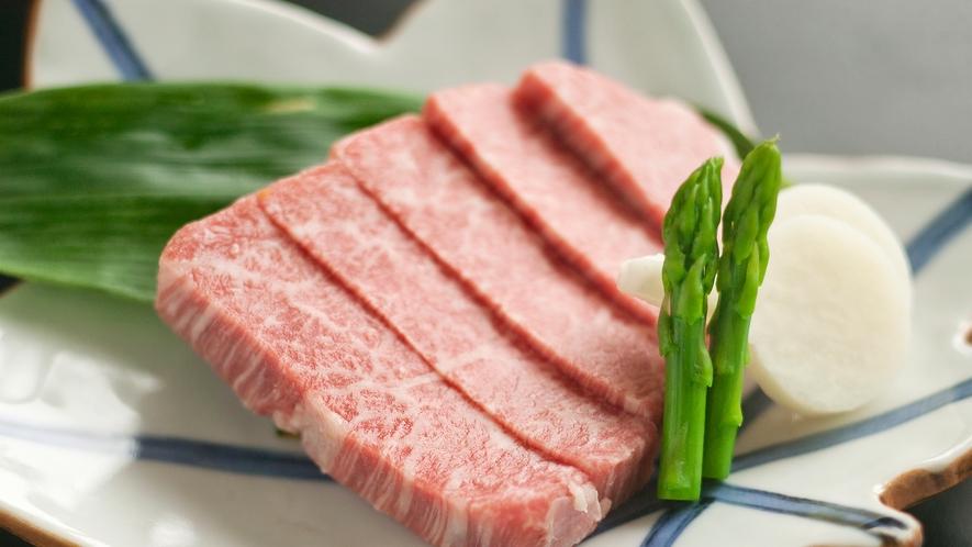 """■飛騨牛A5等級""""とび肉""""■"""