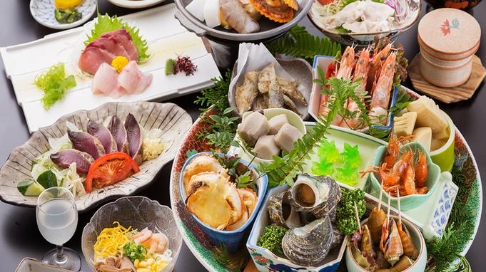 """【豪快!名物 皿鉢料理】""""海の幸""""をたっぷり盛り込んだ『高知の郷土料理』を楽しむ"""