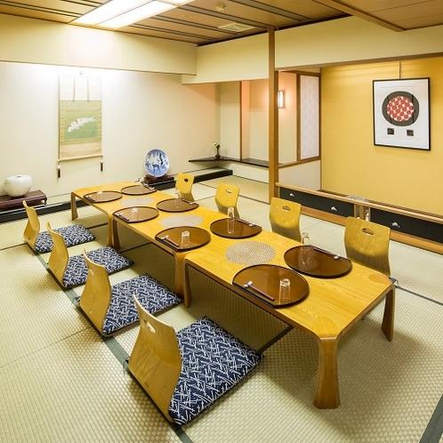 1Fレストラン和室