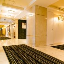 2階会議室前