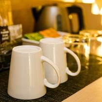 【アメニティ】コーヒー・お茶