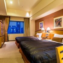 【Jrスイート】約44㎡の広々とした特別室!通常のツインルームよりもゆったり広々♪♪