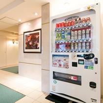 2F自動販売機