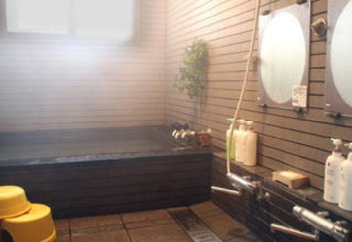 八幡平温泉マグマの湯(単純硫黄泉)