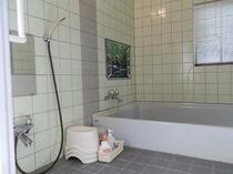 一階の風呂
