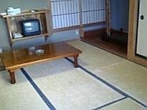 和室8畳のお部屋(一例)