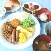 ◆朝食~和洋バイキング~