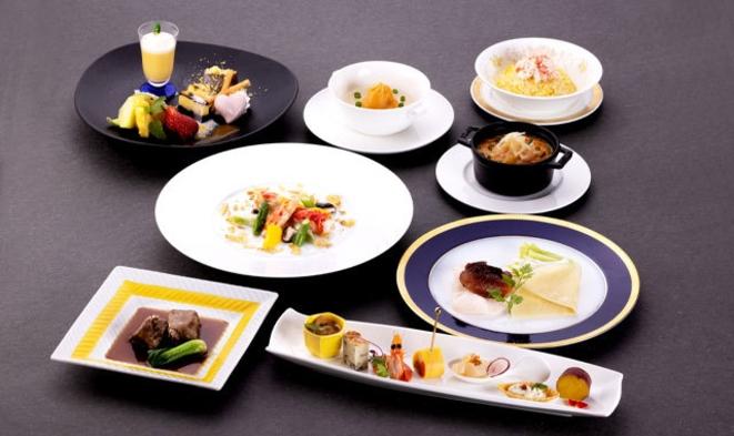 【10・11・12月】旬の味覚を薫る 中華料理宿泊プラン
